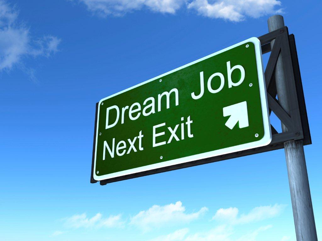 Le job de rêve