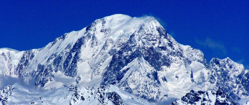 visitez le mont blanc depuis votre bureau
