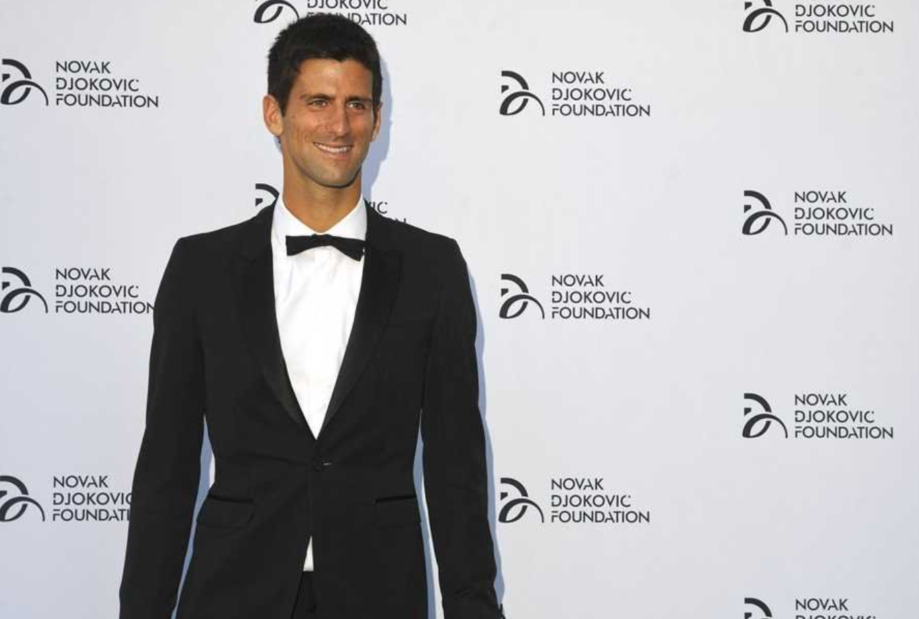 Djokovic-fondation