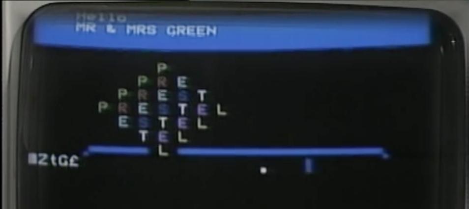 1984   voici comment il fallait faire pour envoyer un mail