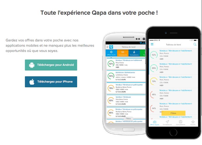 t u00e9l u00e9chargez l u0026 39 application mobile qapa