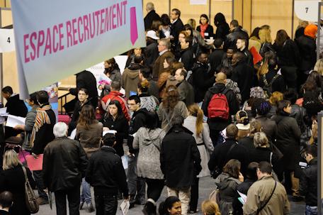 Les salons emploi et recrutement du mois d avril 2013 for Salon du recrutement