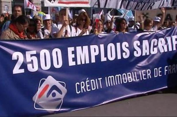 La fin du cr dit immobilier de france - Credit immobilier en interim ...