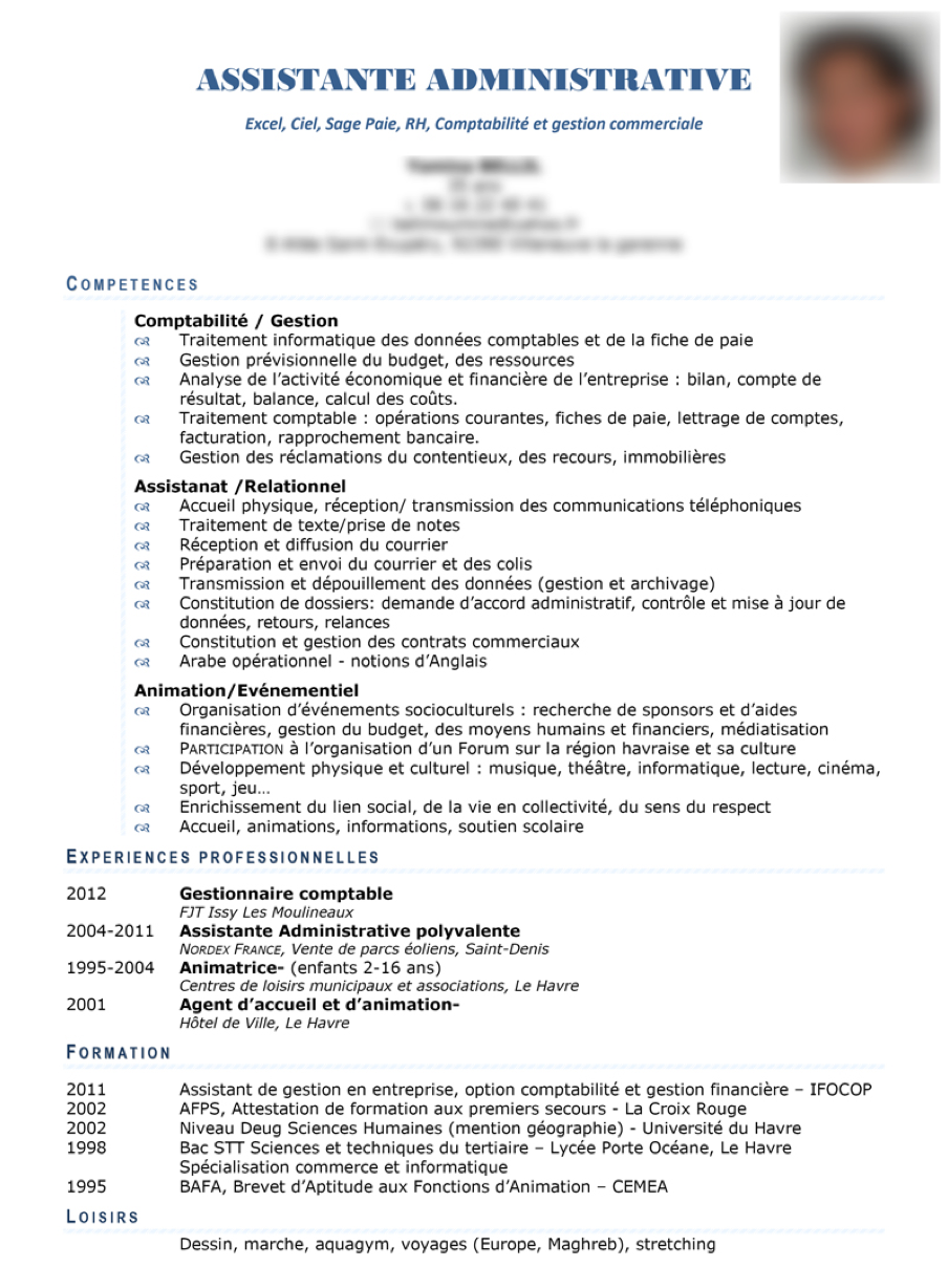 ppt  cv preparateur de commande