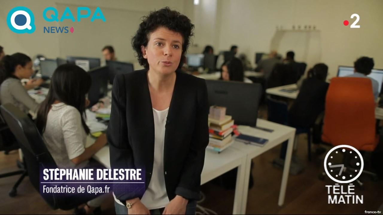 Qapa Steph Télé-Matin