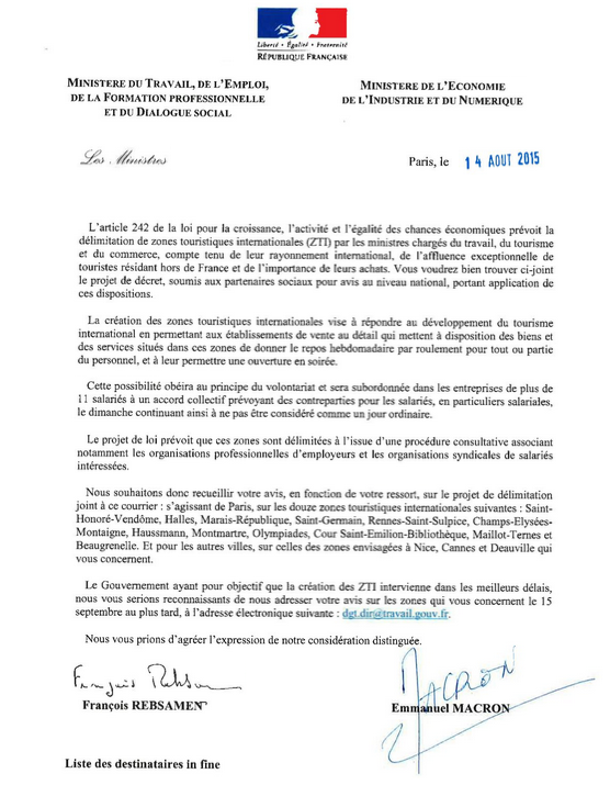 lettre de motivation mairie de paris