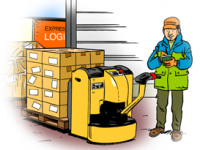 fiche de poste magasinier gestionnaire de stock pdf